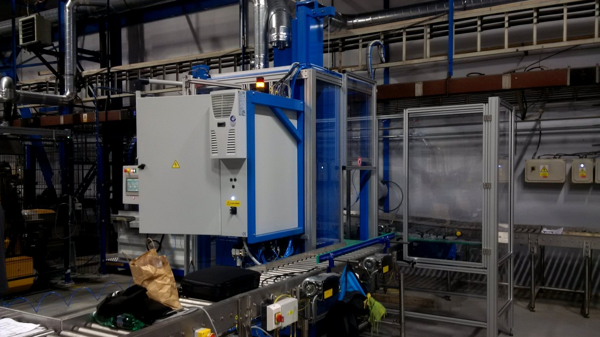 Výroba jednoúčelových strojů Kovo Ledeč
