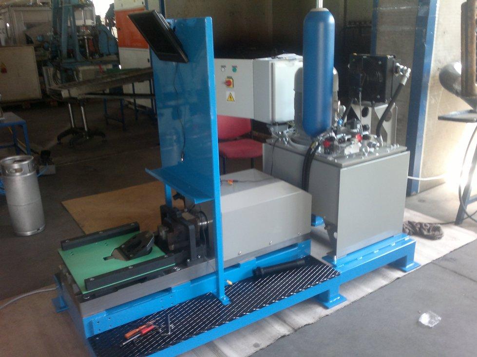 Konstrukce a výroba jednoúčelových strojů Kovo Ledeč