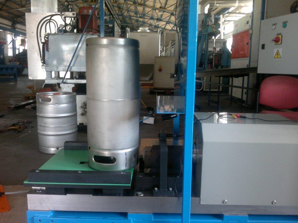 Kovo Ledeč - výroba jednoúčelových strojů, děrovacích strojů