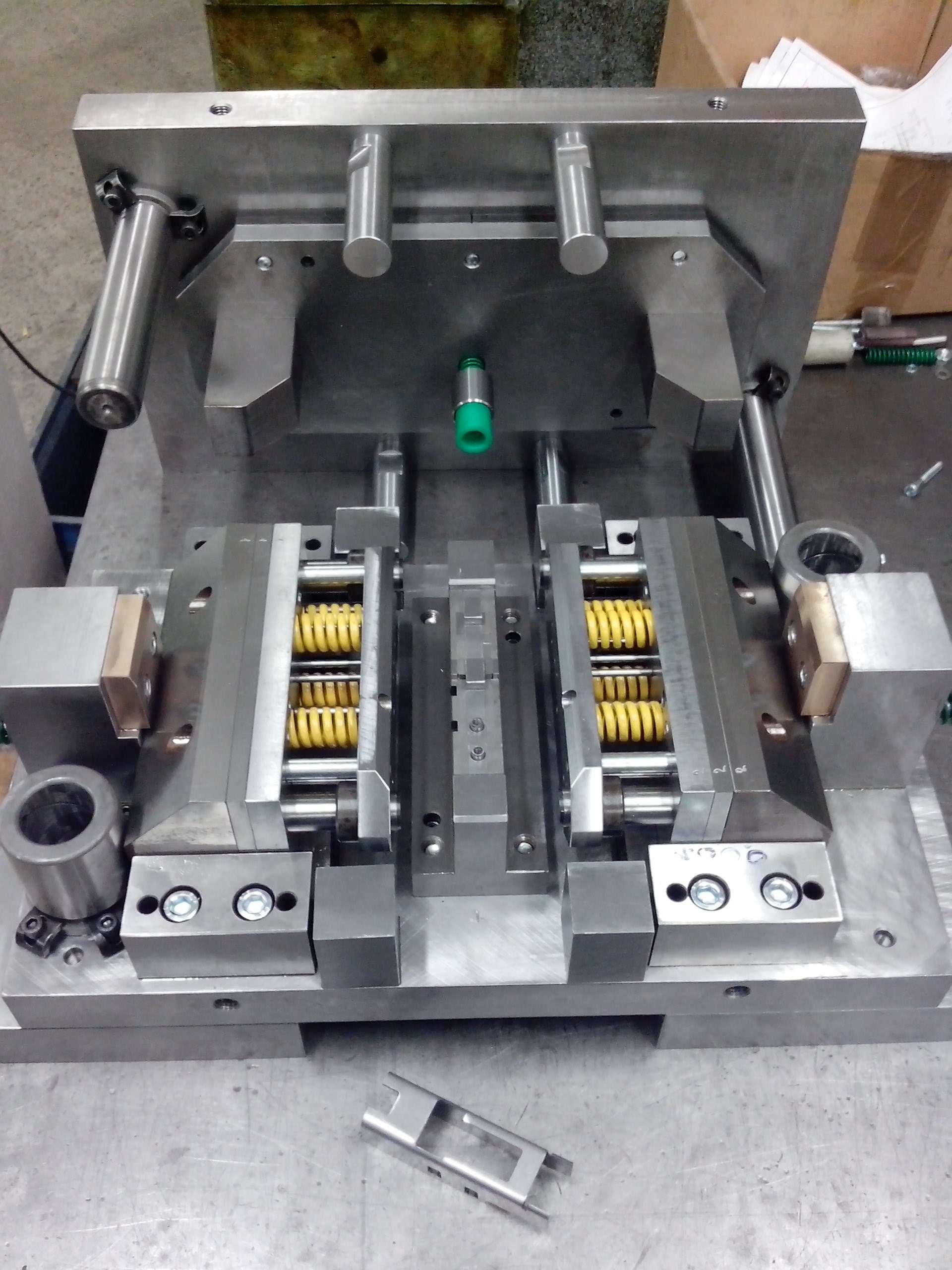 Keillochmaschine