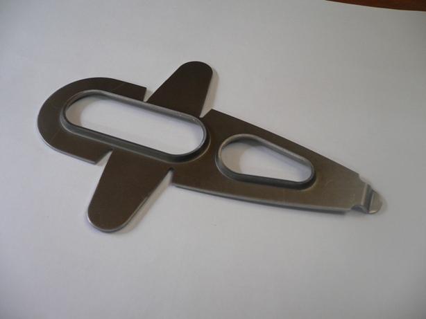 Schrittwerkzeug + Biegevorrichtung - Kolbenstütze