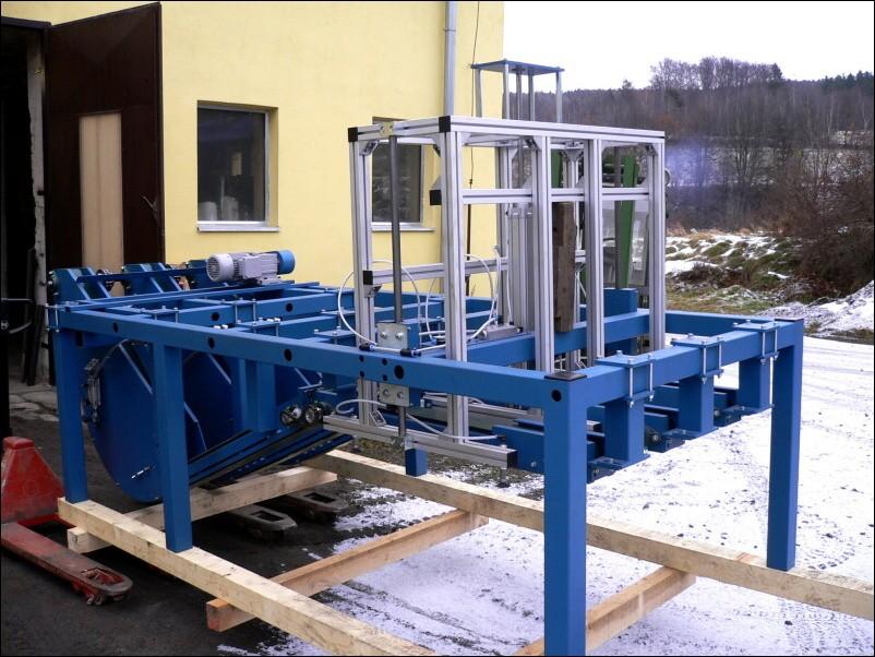 výroba jednoúčelových strojů Kouty
