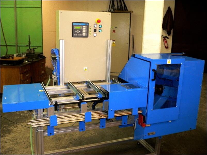 výroba jednoúčelových strojů Vysočina